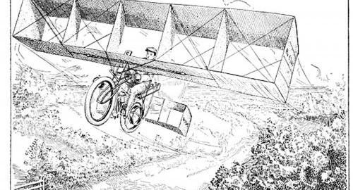 pilot na biciklu