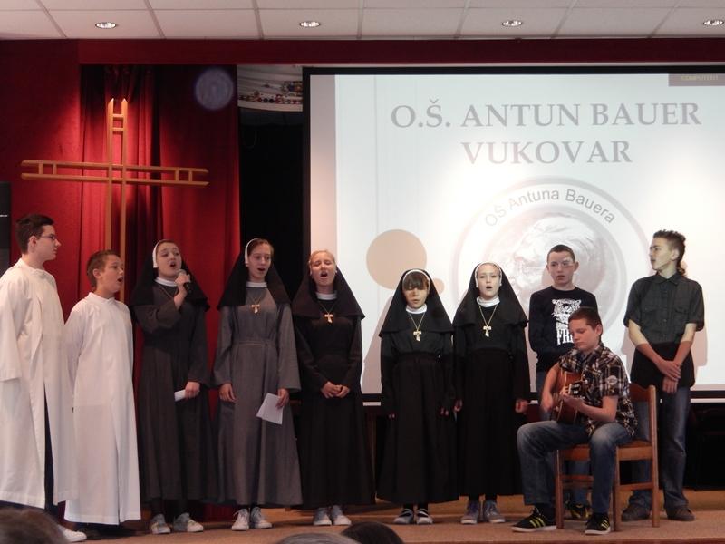 OŠ Antuna Bauera, Vukovar